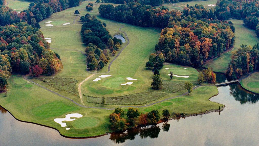Greensboro Golf Courses